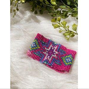 Handmade Tribal Compression Bracelet